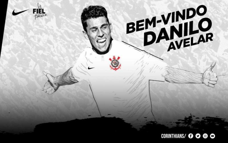 Avelar Twitter uff Corinthians