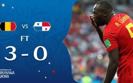 Belgio Panama 3-0 Lukaku