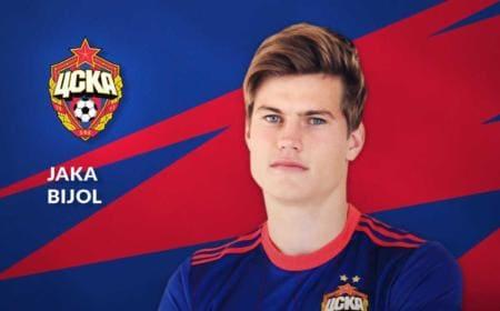 Bijol CSKA Mosca Twitter