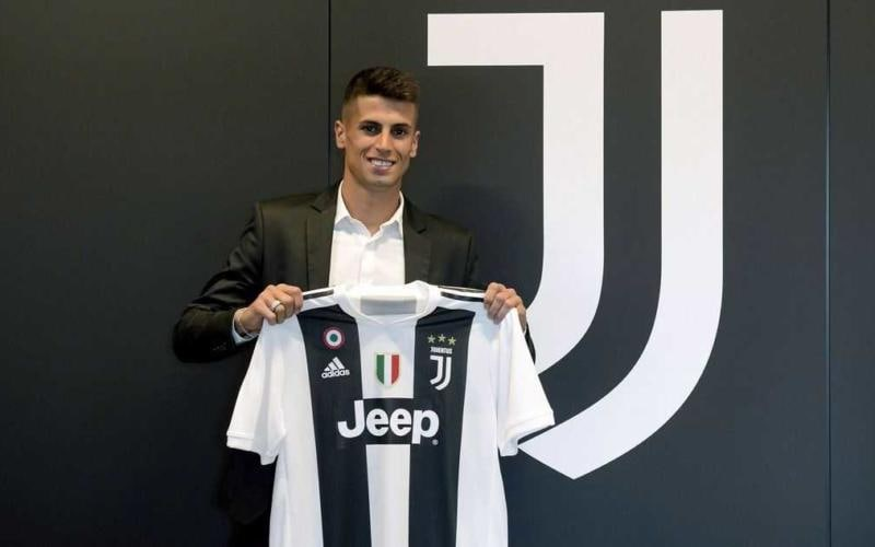 Cancelo Twitter ufficiale JUventus