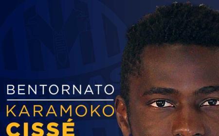 Cissé annuncio Hellas Verona Twitter
