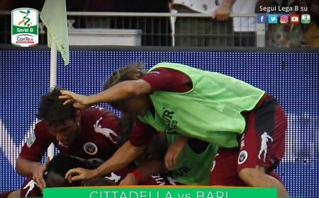 Cittadella Bari 2-2