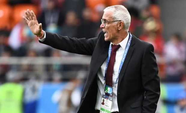 Cuper Hector Egitto Mondiale 2018 Foto Sport Illustrated