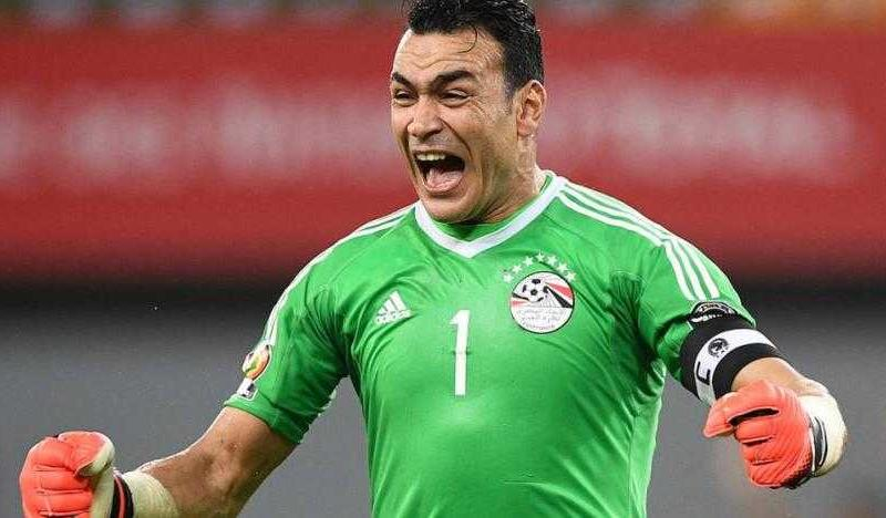 El Hadary twitter ufficiale Fifa World Cup