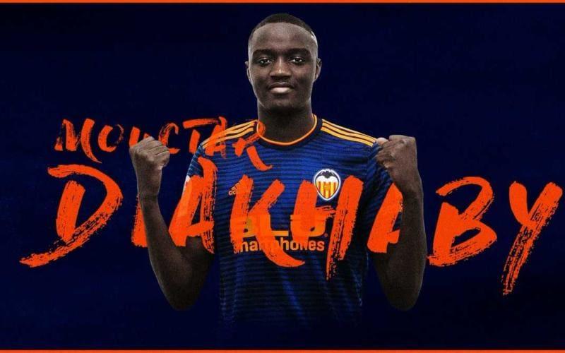 Diakhaby Twitter uff Valencia