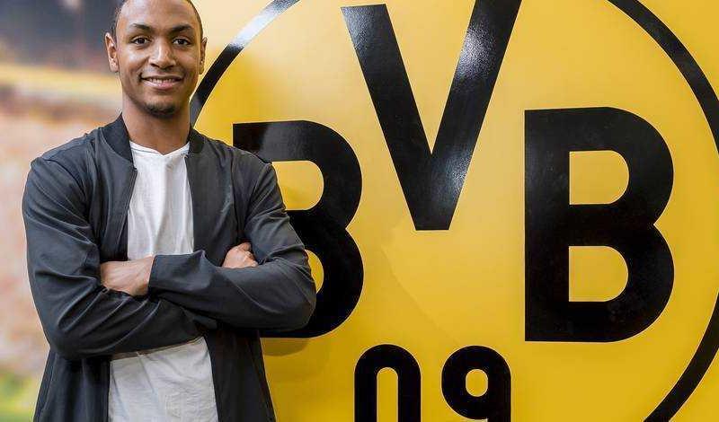 Diallo annuncio Borussia Dortmund Twitter