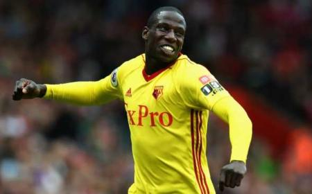 Doucouré Watford Foto football365