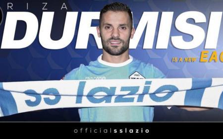 Durmisi annuncio Lazio Twitter