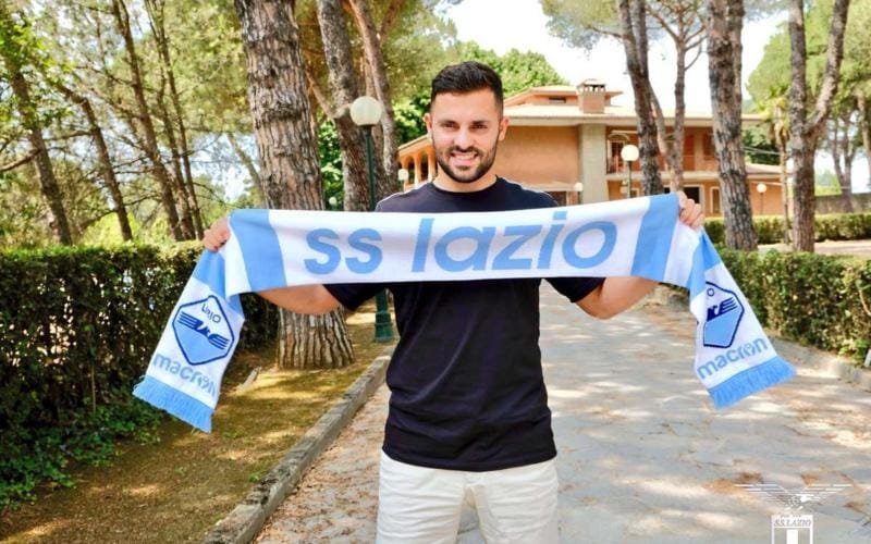 Durmisi presentazone Lazio Twitter