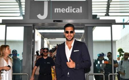 Emre Can al J Medical Torino Juventus Twitter