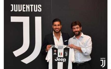 Emre Can sito ufficiale Juventus