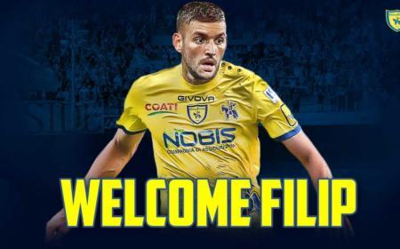 Filip Djordjevic Chievo annuncio Twitter