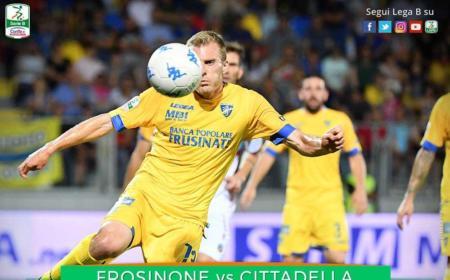 Frosinone Cittadella 1-1 Lega B Twitter