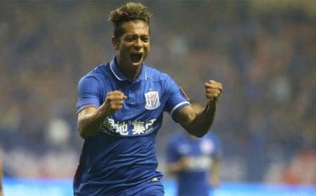 Guarin Shanghai Shenhua Foto Football Tribe