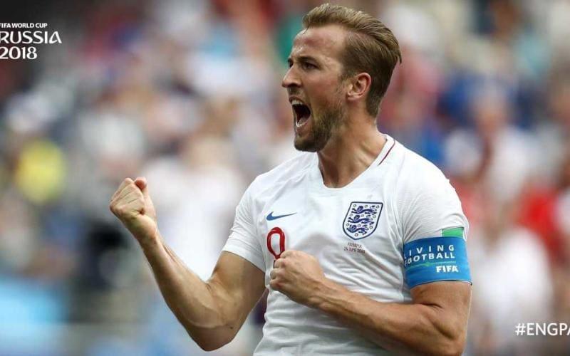 Kane Twitter uff FIFA World Cup
