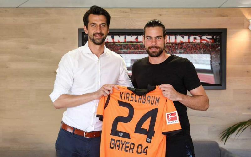 Kirschbaum Twitter uff Bayer Leverkusen