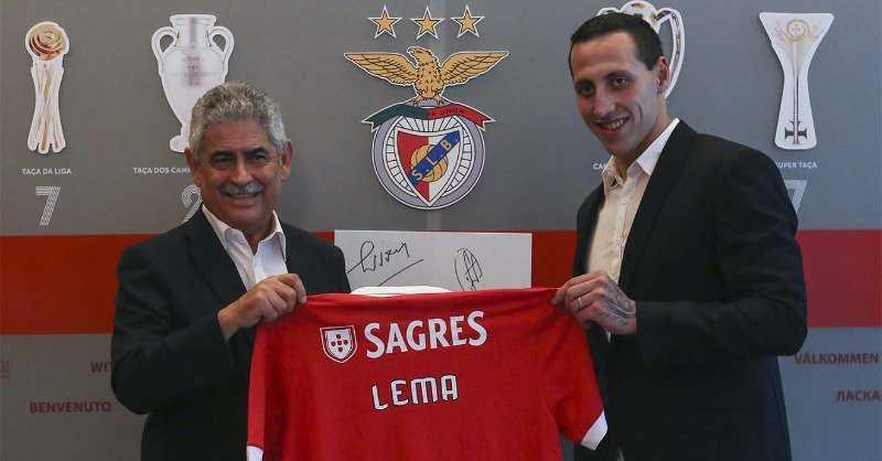 Lema Benfica Twitter