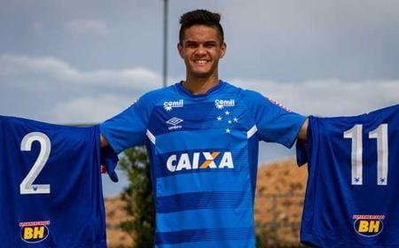 Lucas Soares sito ufficiale Cruzeiro