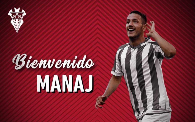 Manaj annuncio Albacete Twitter