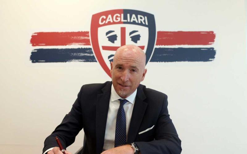 Maran firma Cagliari Twitter