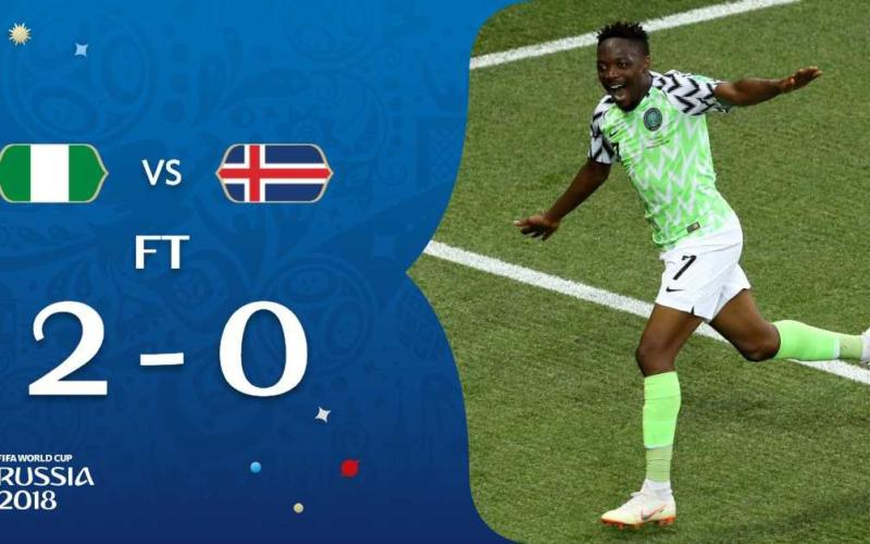 Nigeria Islanda Musa