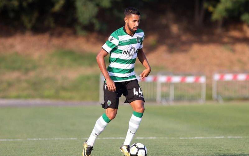 Pedro Delgado Sporting Lisbona Foto Twitter Pedro Delgado