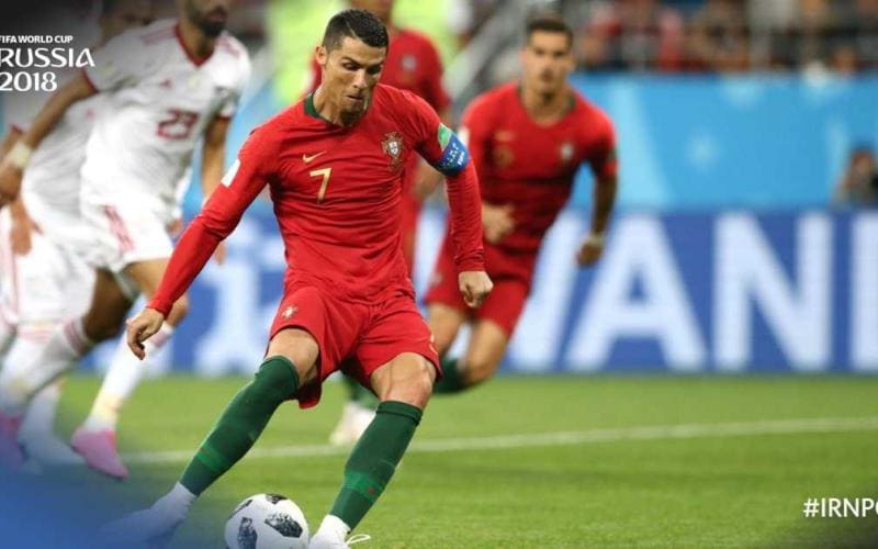 Portogallo Twitter Fifa WC