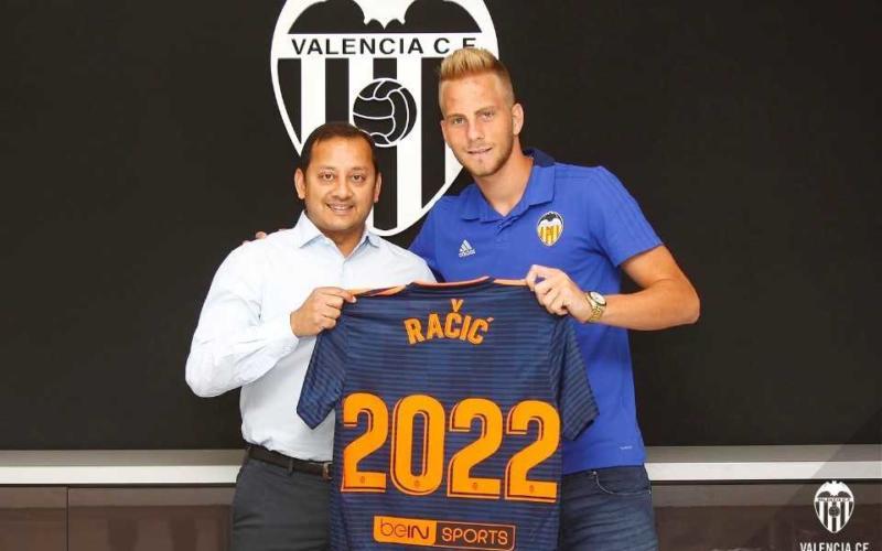 Racic sito ufficiale Valencia