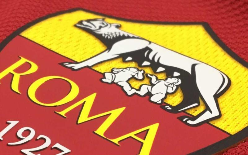 Roma logo 2018 Foto Roma Twitter