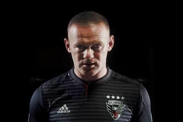 Rooney annuncio DC United Twitter