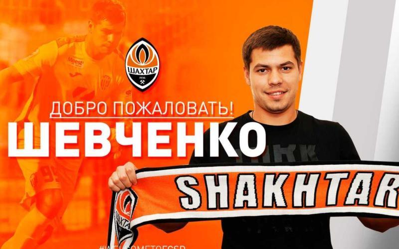 Shevchenko portiere annuncio Shakhtar Twitter