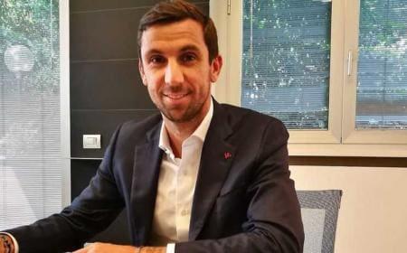 Srna firma Cagliari Twitter