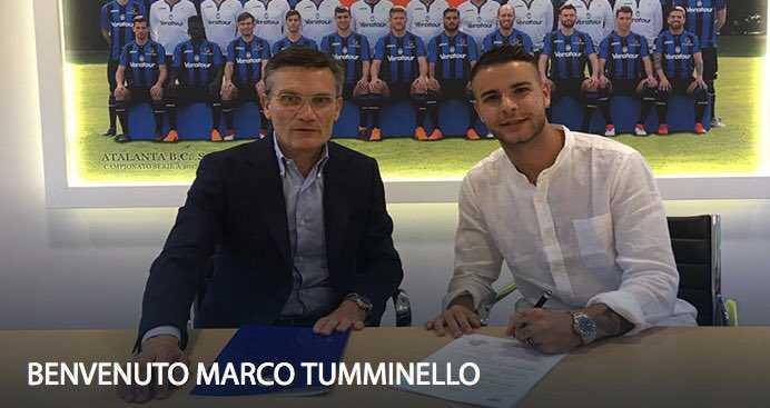 Tumminello Atalanta Twitter