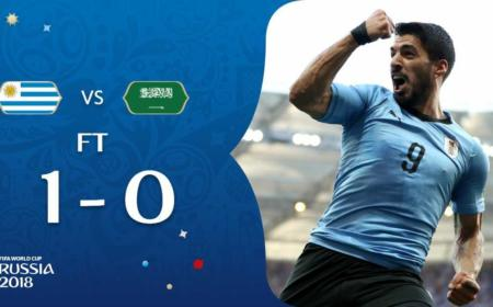 Uruguay Arabia Twitter Fifa World Cup