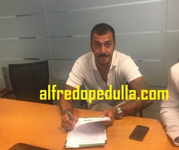 Viviano firma Sporting Lisbona