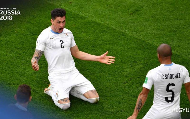 gimenez uruguay twitter Fifa World Cup