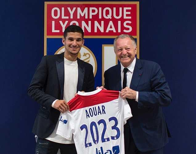 Aouar Twitter personale