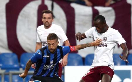 Atalanta Sarajevo 2-2 Atalanta Twitter