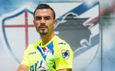 Audero Sampdoria Twitter