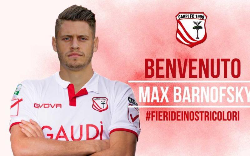 Barnofsky annuncio Carpi Twitter