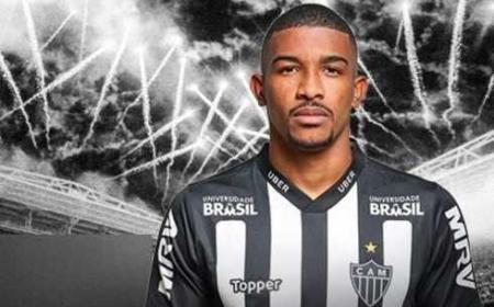 Bremer sito uff Atletico Mineiro