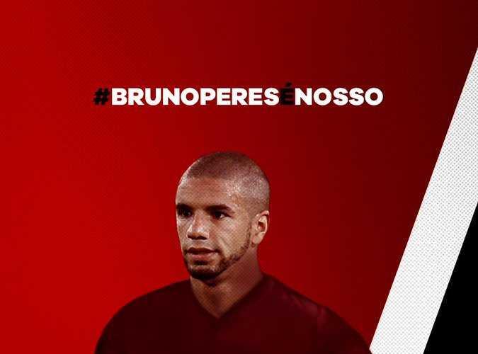 Bruno Peres San Paolo annuncio Twitter