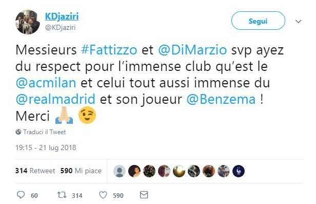 Calciomercato Milan, all-in Benzema. Morata è l'alternativa