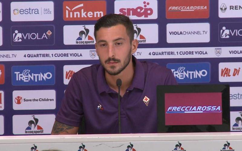 Ceccherini conferenza Fiorentina Twitter