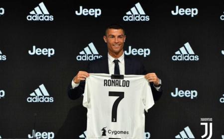 Cristiano Ronaldo Twitter ufficiale Juve