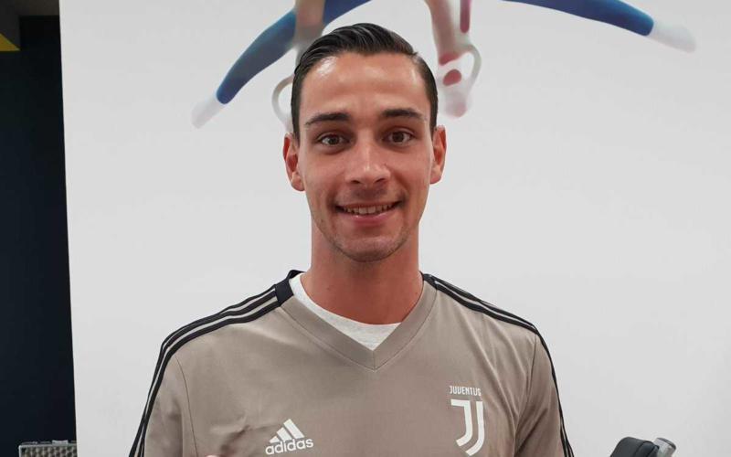 De Sciglio visite Juventus Twittere