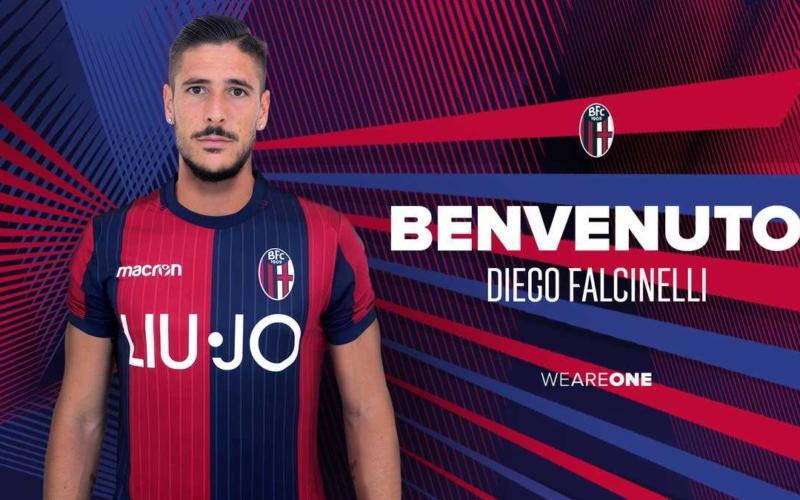 Falcinelli annuncio Bologna Twitter