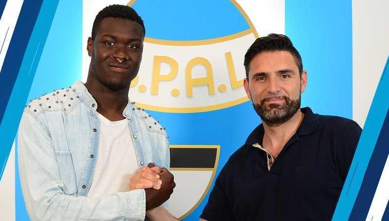 Gomis Maurice annuncio Spal