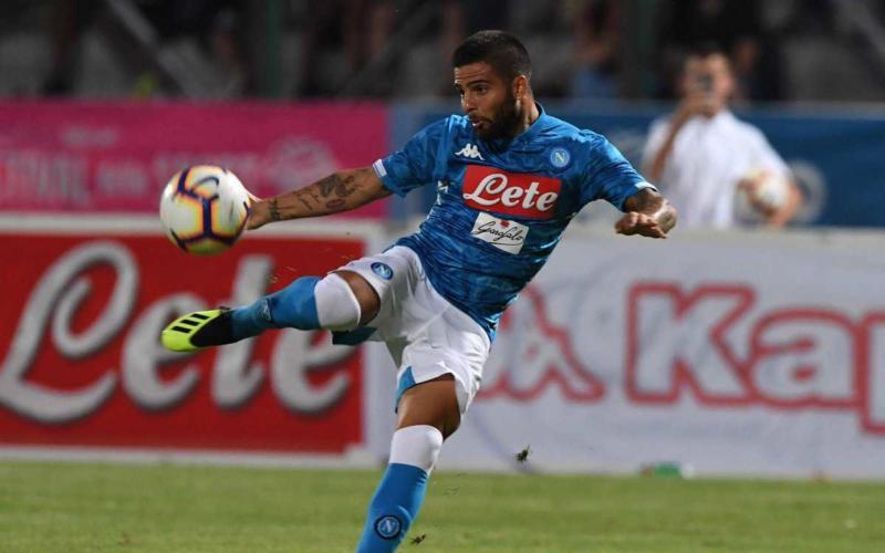 Insigne 18-19 Napoli Twitter