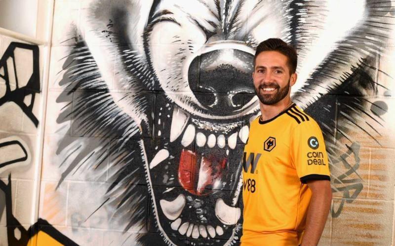 Joao Moutinho Twitter uff Wolves
